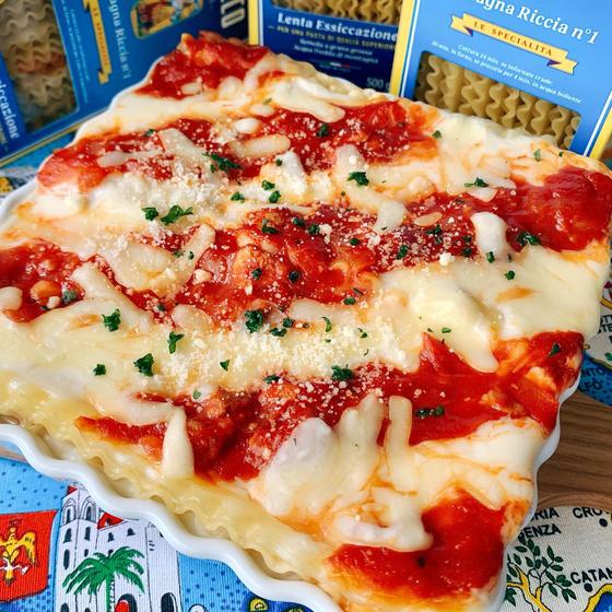イタリアンの定番、ラザーニャとリゾットをマスターしましょう