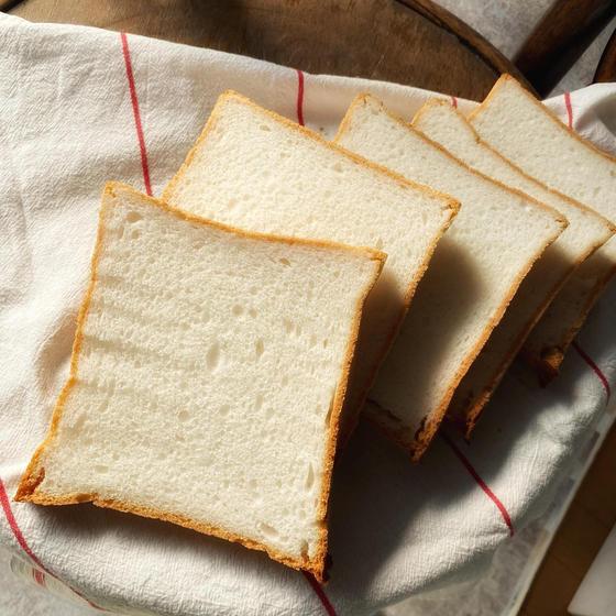 米粉の食パン