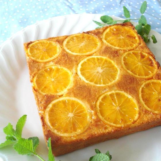 オレンジケーキ◇ケーキ講座【海老名教室】
