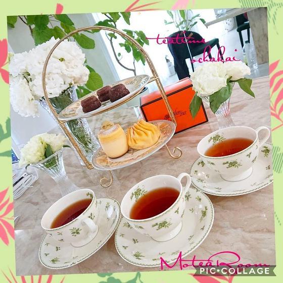 """""""紅茶の日""""は、アフターヌンティーパーティーで銘茶を楽しむ"""