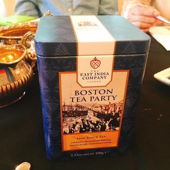 更に紅茶を楽しむための知識もしっかり学びます。