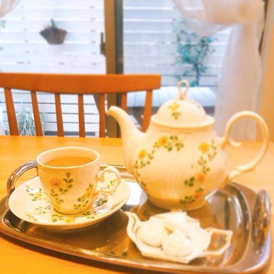 おみやげの茶葉で実際に家で紅茶をいれてみよう♪