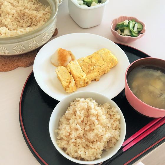 基本の「和食」出し巻き卵と土鍋ごはん 基本的調味料で 身体にいいものを始める 動画レッスン