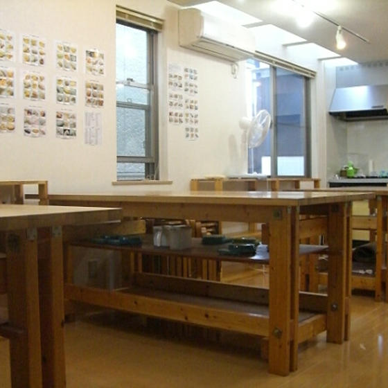 ケーキ・パン教室convivialite