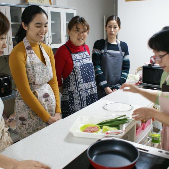 ピュアクッキング料理教室