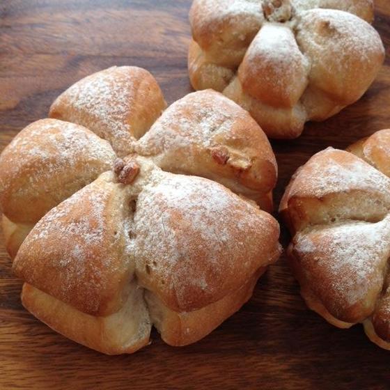 お菓子とこねないパン作りの教室、シュクレ