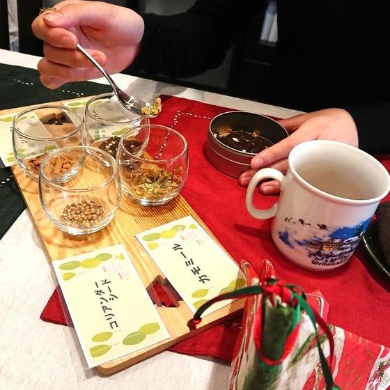 東京世田谷の紅茶教室ティースタイル