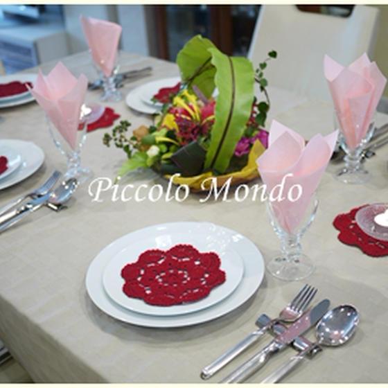イタリア料理教室とパン教室☆Piccolo Mondo