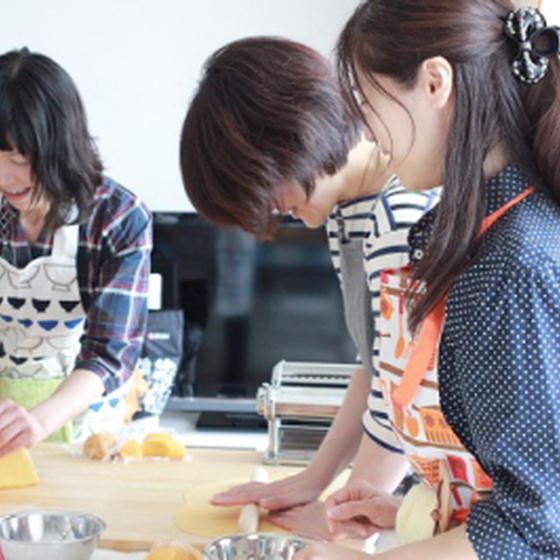 Cucinamica ~手作りパスタとパンの教室~