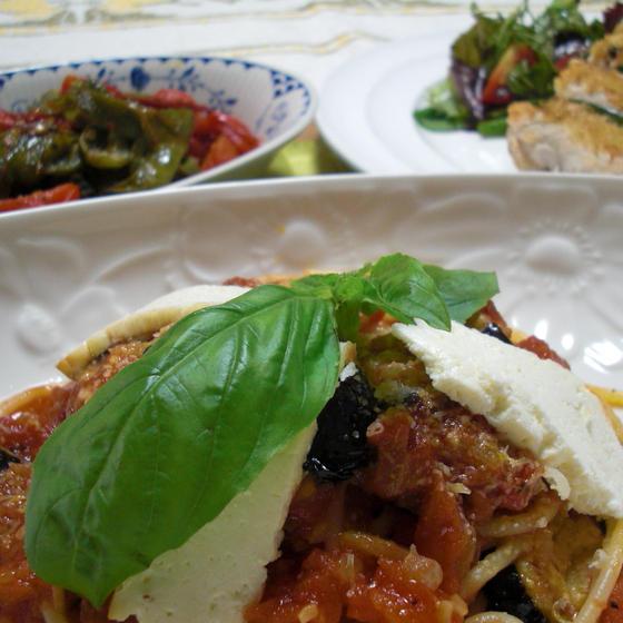 小さなお料理お教室 ミンニョロ ミンニョラ 花園教室