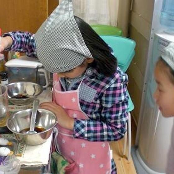 子ども料理教室 まざありいふ☆きっず