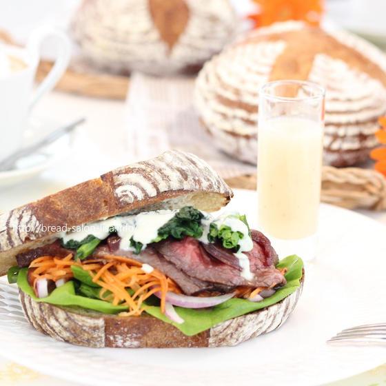 天然酵母パン教室 Bread Salone Lisa