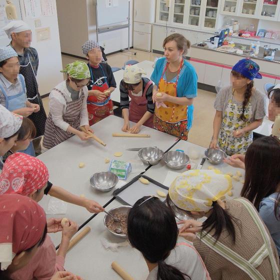 ロシア料理教室カラワイ