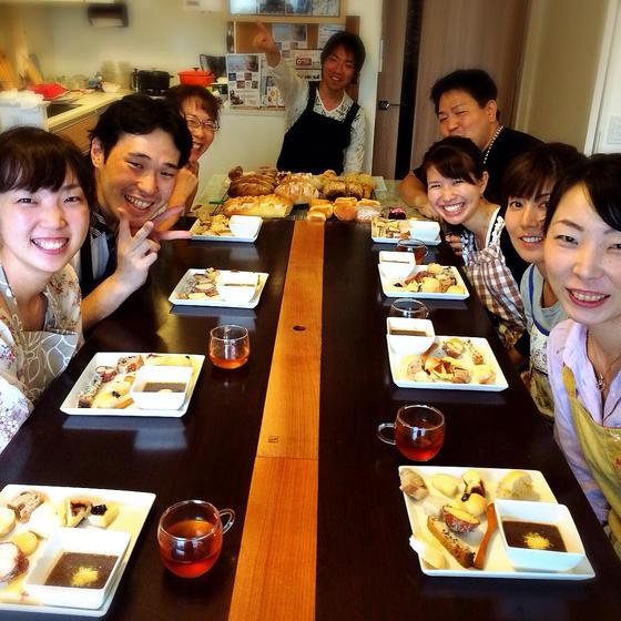 天然酵母の手づくりパン教室  nosyu(ノシュ)