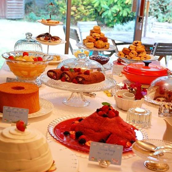 英国菓子教室The British Pudding