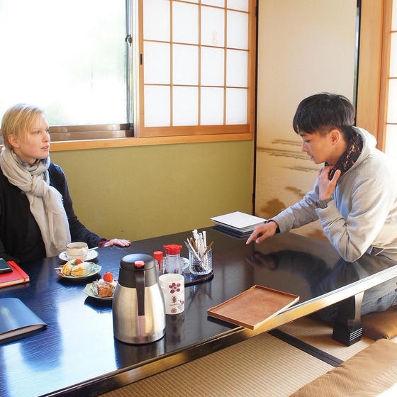 奈良県吉野郡野迫川村!和食と郷土料理!英語対応お料理教室