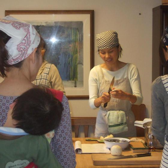 マクロビオティック料理教室 蓮の実キッチン