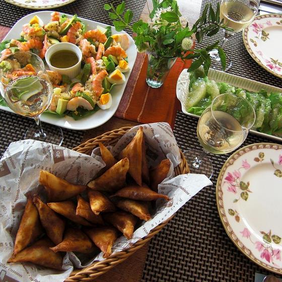 料理サロン~季節のテーブル