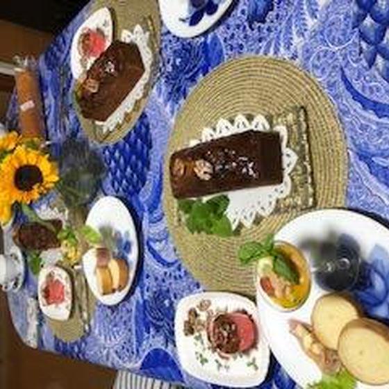 ケーキ・パン・天然酵母他のお菓子教室 パリス・ブレスト