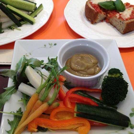 野菜ソムリエの料理教室