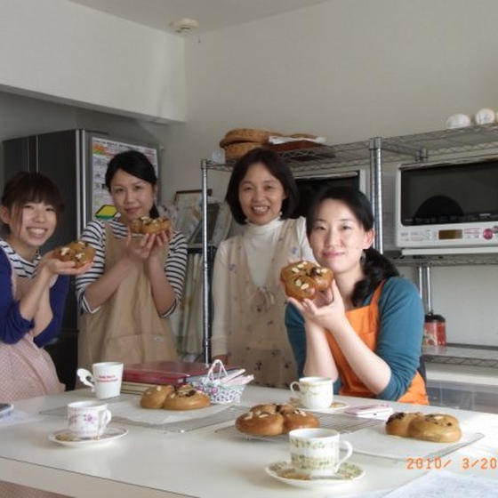 体に優しいお料理教室  Mon four ~モンフール~