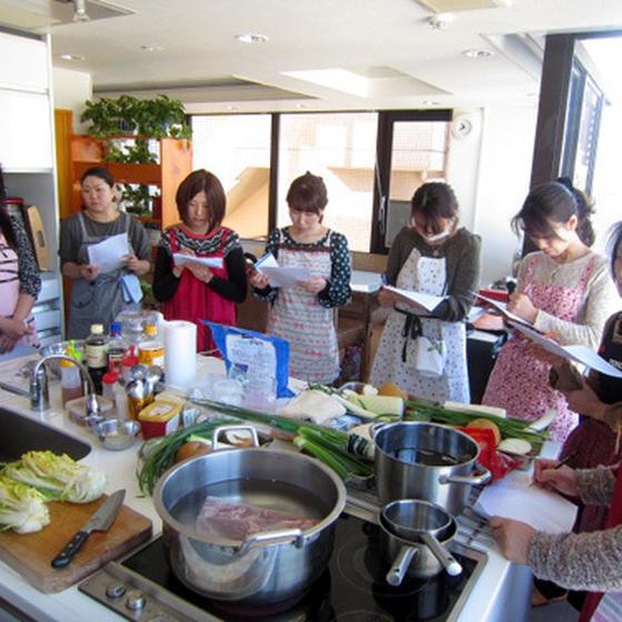 つながるハングル「韓国料理教室」