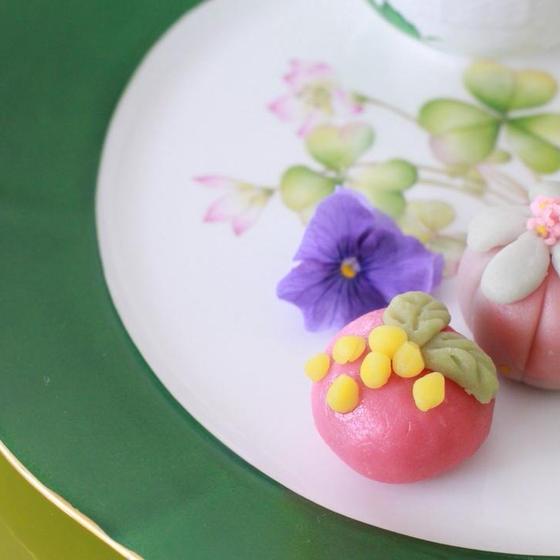 テーブルコーデネート/料理/お茶/和菓子教室サブスタイル