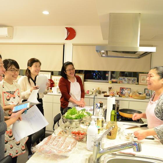 髙窪美穂子の料理教室 クッキングサロンM&Y