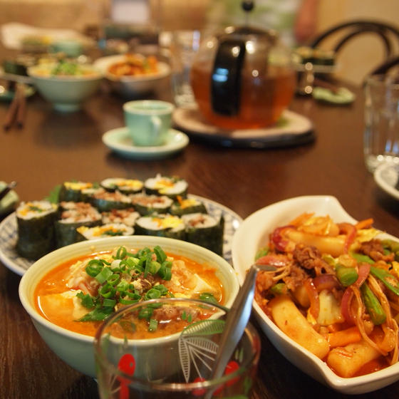 カンタン!家庭でできるアジア料理教室