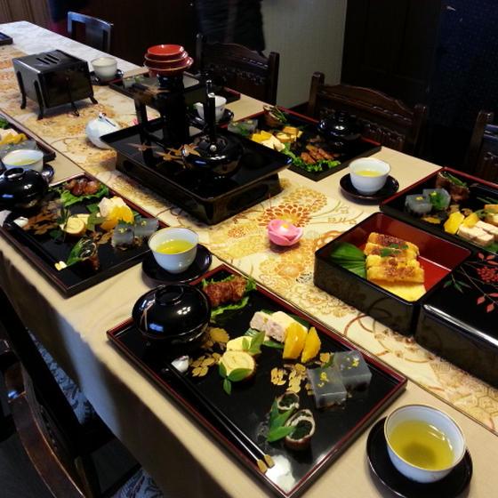 三枝 義子おもてなし料理教室