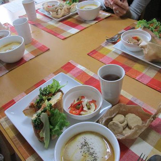 マクロビオティック料理教室oikos