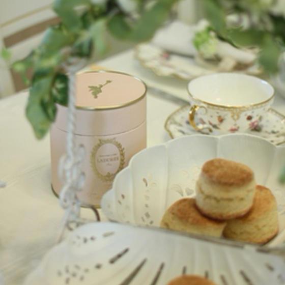 英国式紅茶教室 エルミタージュ