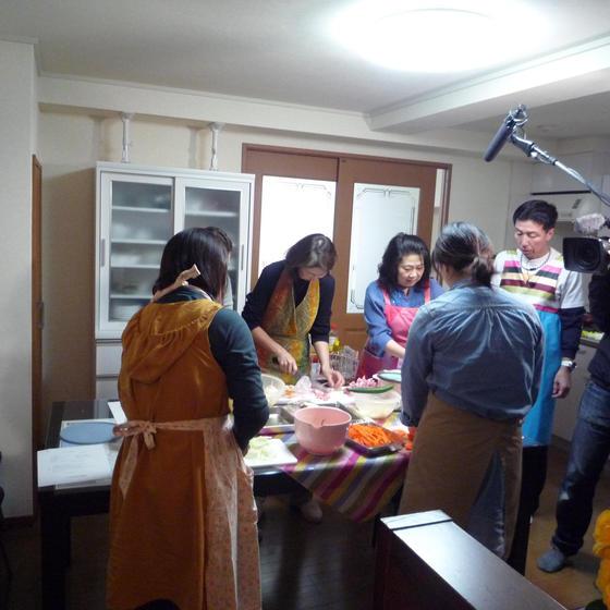 はな韓国料理教室