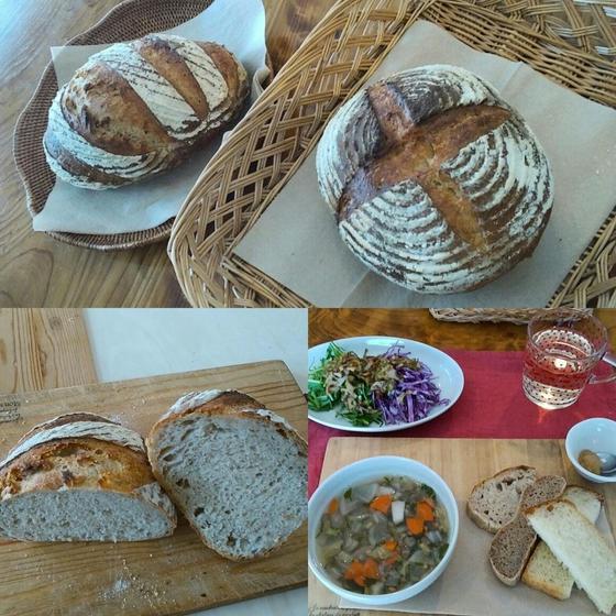 体にやさしい天然酵母のパン教室 Haiji