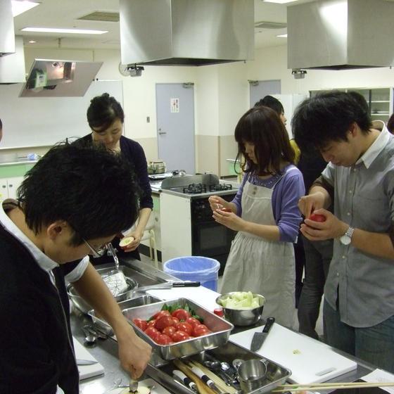 大井町の料理教室 Harvest Beach(小平でも開催)