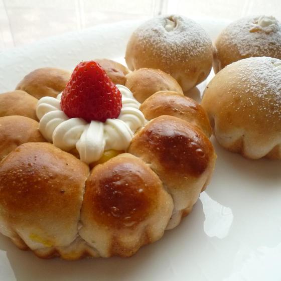 パン・天然酵母・ケーキ教室 Flour *