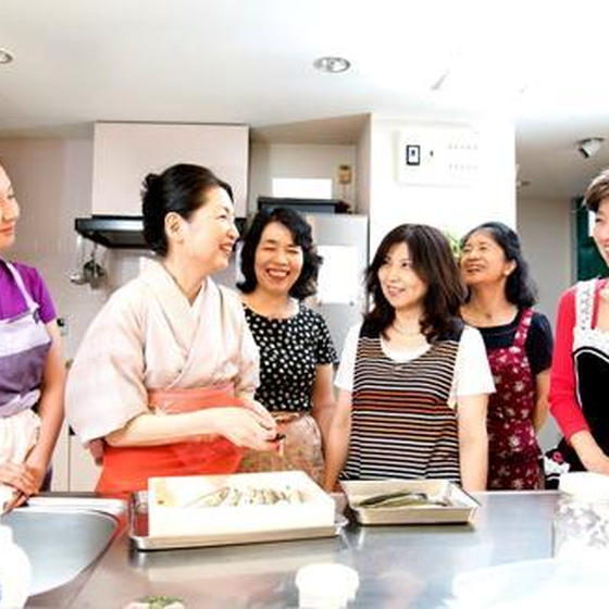 幸菜庵  茶懐石料理教室 和菓子教室
