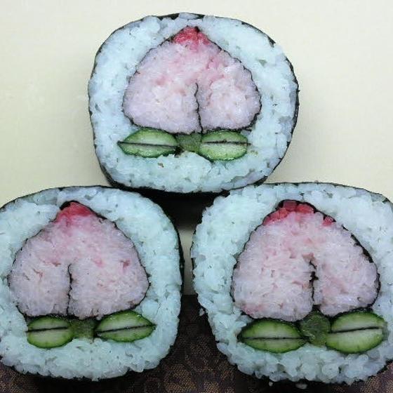 飾り巻き寿司イオンモールりんくう泉南ジュージャカルチャー