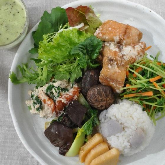 ゆるベジらく膳料理教室 野菜で元気と綺麗になる!「ベジ楽」