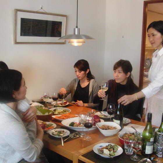 'M's サロン' 岩下美帆料理教室