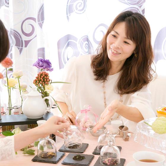 京都紅茶教室『おちゃたく』