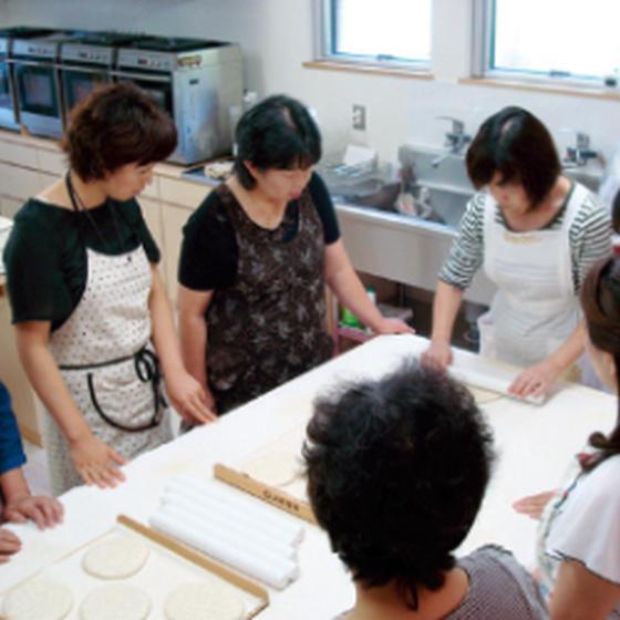 宮内手作りパン・洋菓子教室