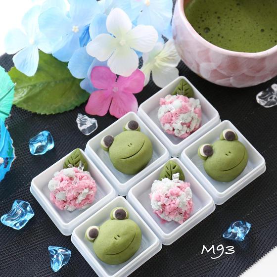 ArtStudioM93 関恵美 飾り巻き寿司・和菓子教室