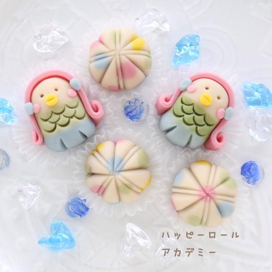 HappyRollAcademy寿司アート・ねりきりアート