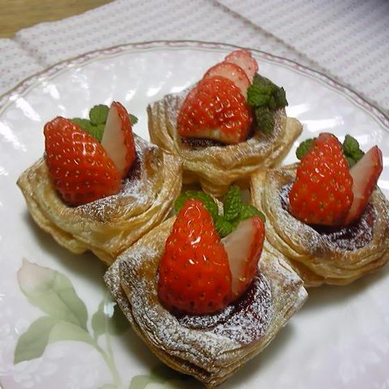 パンとお菓子の教室hana hana