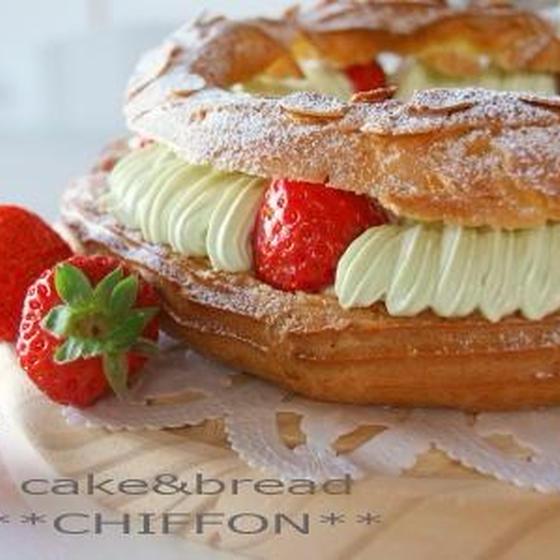 cake&bread教室 **CHIFFON**