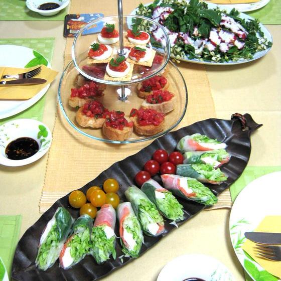 ハーブ・スパイス料理とタイ料理の教室「シトラスブーケ」