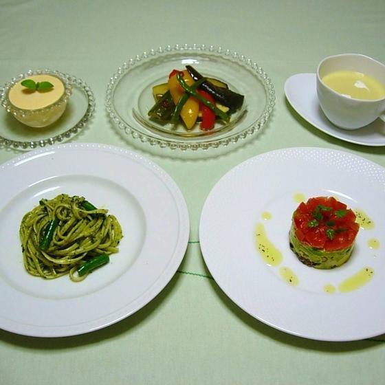 kitchen time料理・お菓子・パン・デコ巻きずし教室