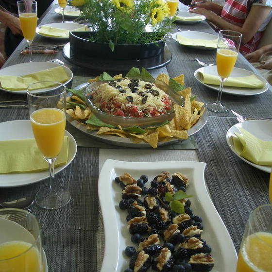 C.C.C.Salon 外国人に習う料理の会