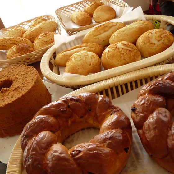 手づくりパン教室  * Sorriso *